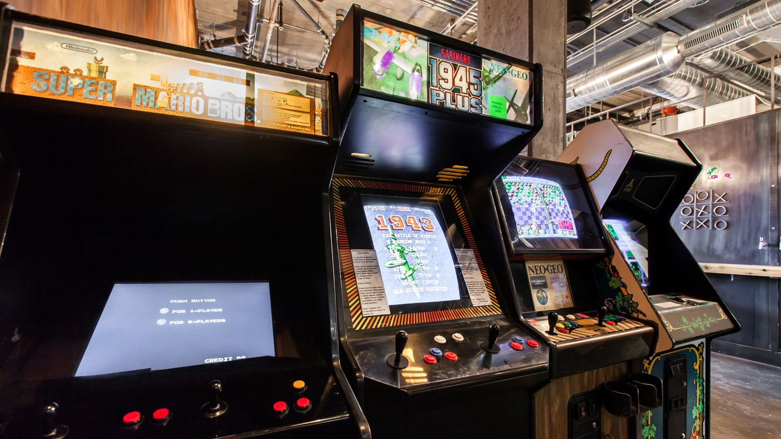 New Arcade Bar Brewcade Will Turn You Into The Pac Man Of
