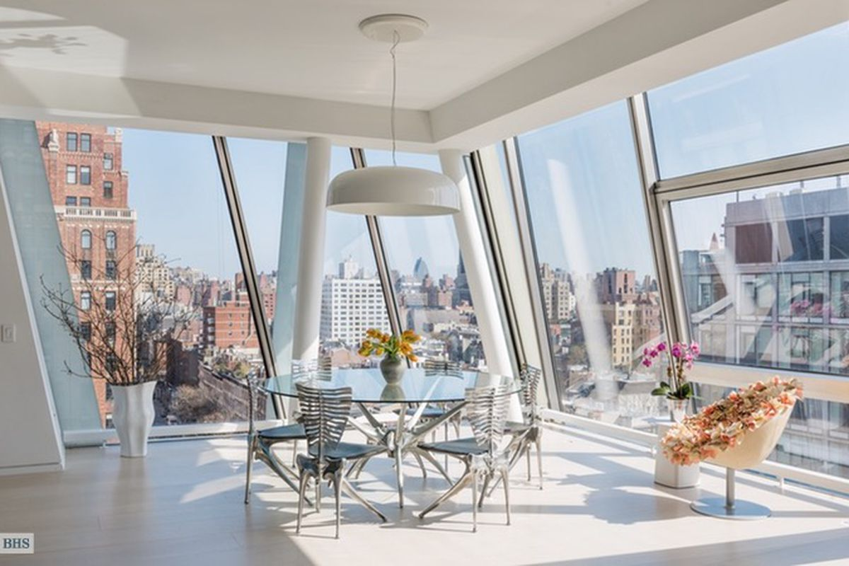 High Line-facing condo with ultra-modern interiors wants $9.5M ...
