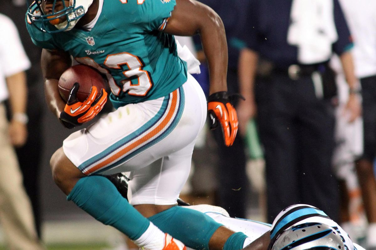 Why are the Dolphins abandoning the run game?