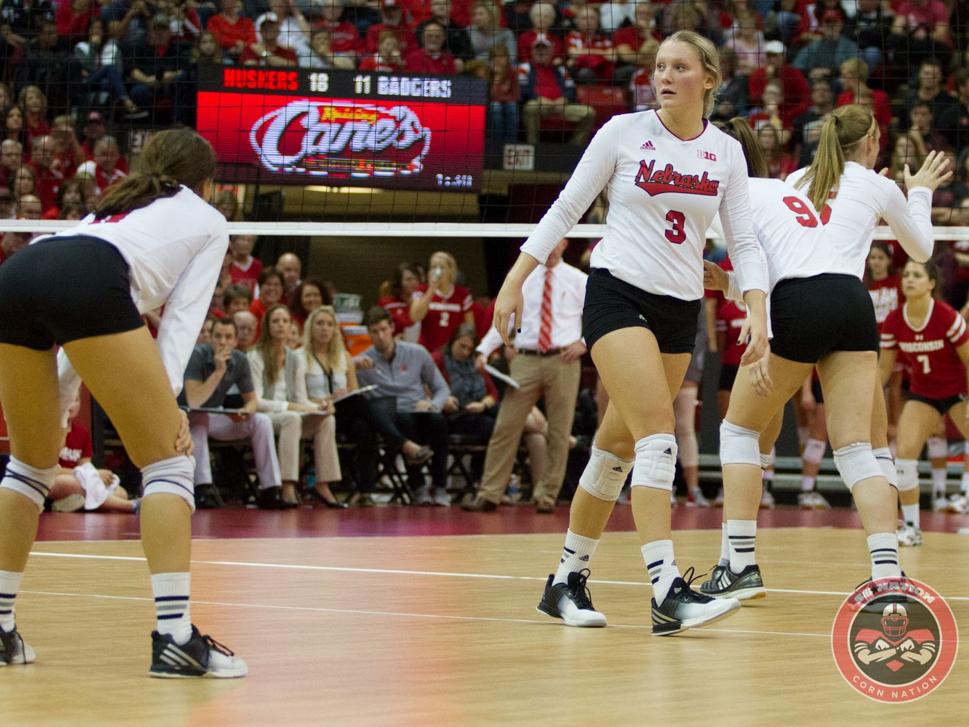 nebraska volleyball season preview corn nation
