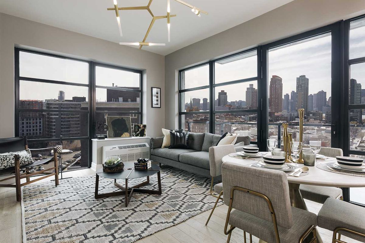 Long Island City's art-inspired condo The Jackson debuts a ...