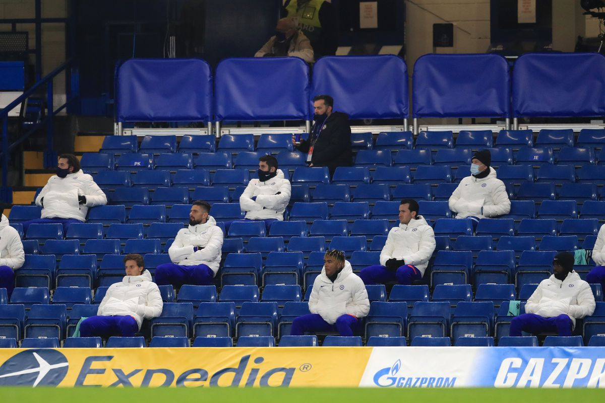 Chelsea v Krasnodar - UEFA Champions League - Group E - Stamford Bridge