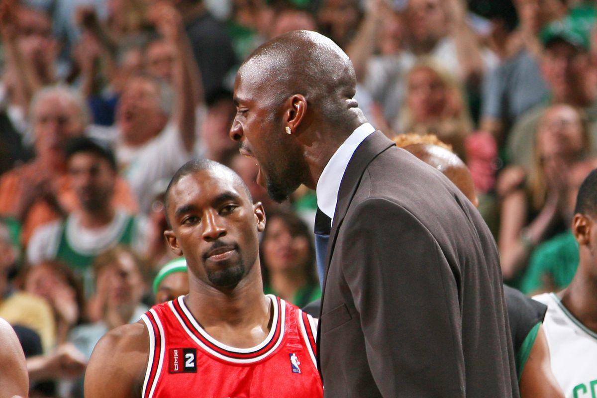 Chicago Bulls v Boston Celtics, Game 5