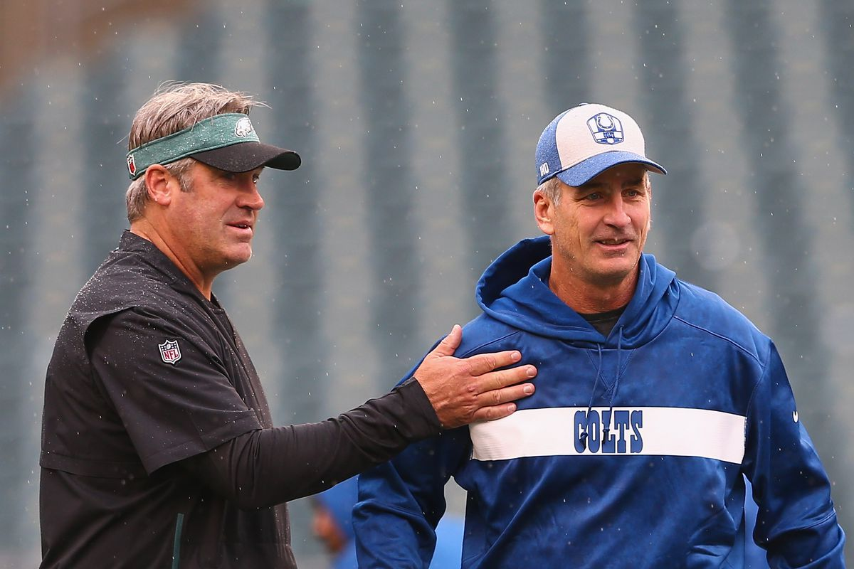 Doug Pederson wins his bet with Frank Reich