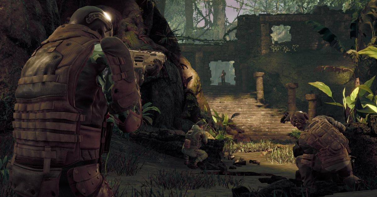 Predator: Hunting Grounds Gamescom trailer shows off gameplay