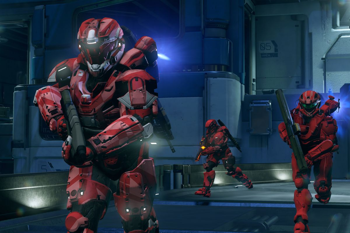 All Halo 5: Guardians maps free, Xbox Live Gold not needed