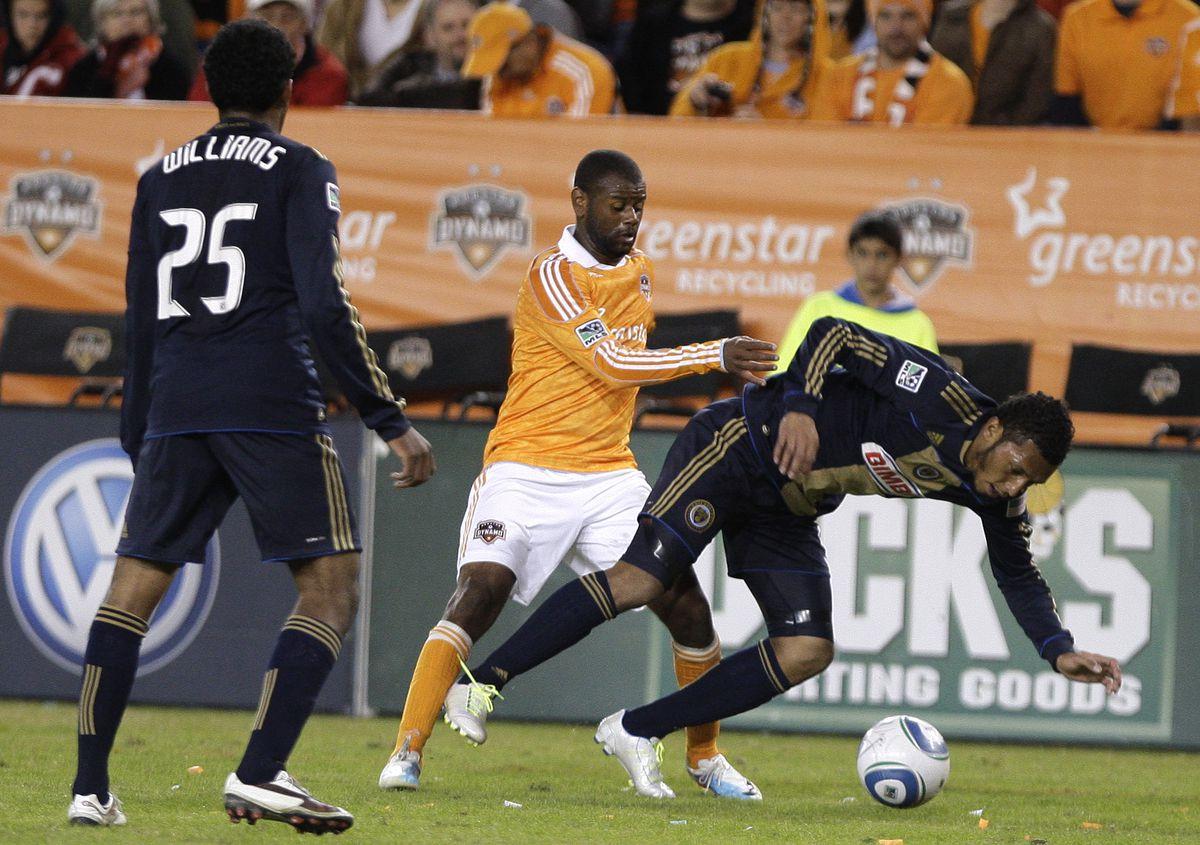 Philadelphia Union v Houston Dynamo - 2nd Leg