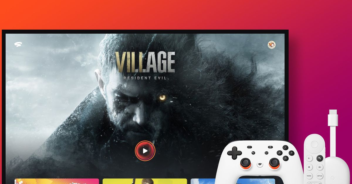 Google Stadia will support Android TV and Nvidia Shield on June 23rd