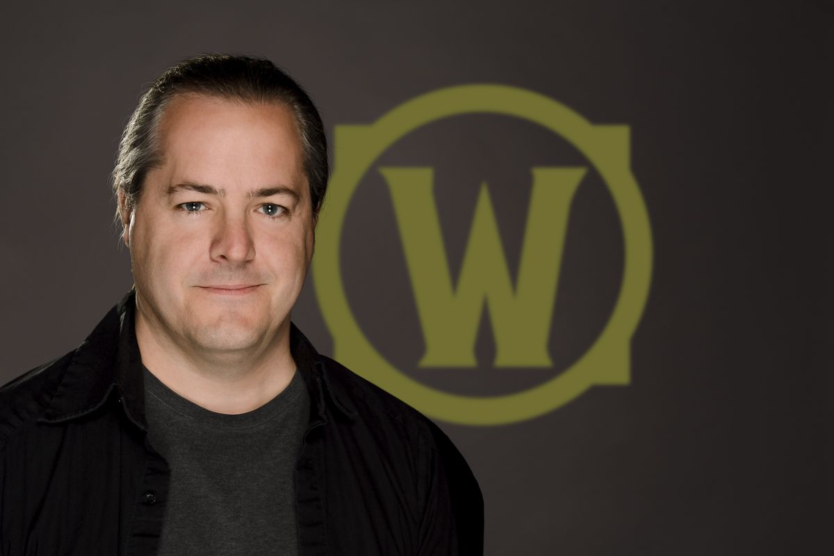 J. Allen Brack, World of Warcraft executive producer and new president of Blizzard Entertainment