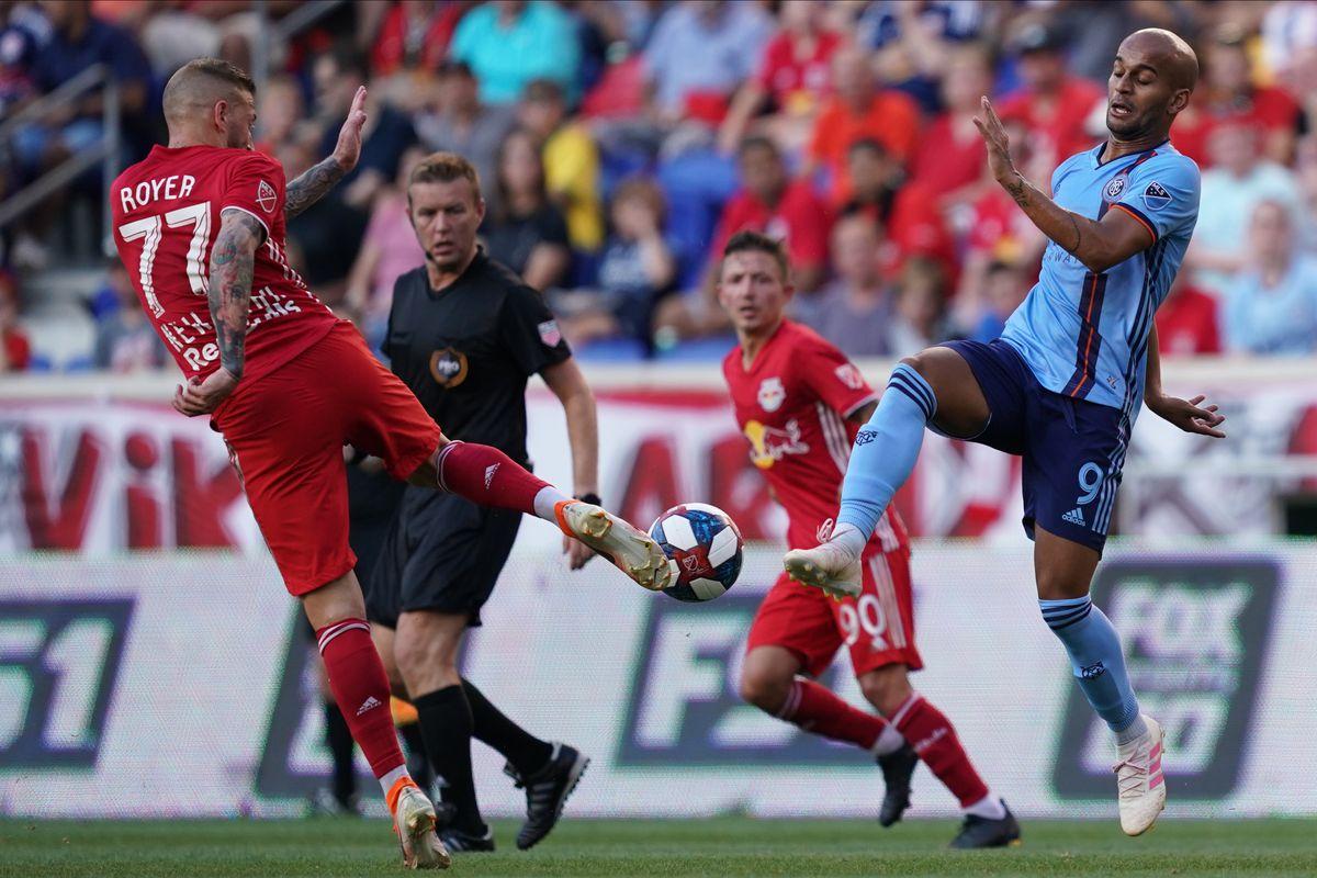 New York City FC v New York Red Bulls