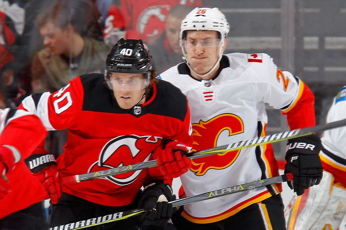 888d6766e Gamethread  64  New Jersey Devils vs. Calgary Flames February s games for  the New Jersey Devils will end tonight as they host the Calgary Flames.