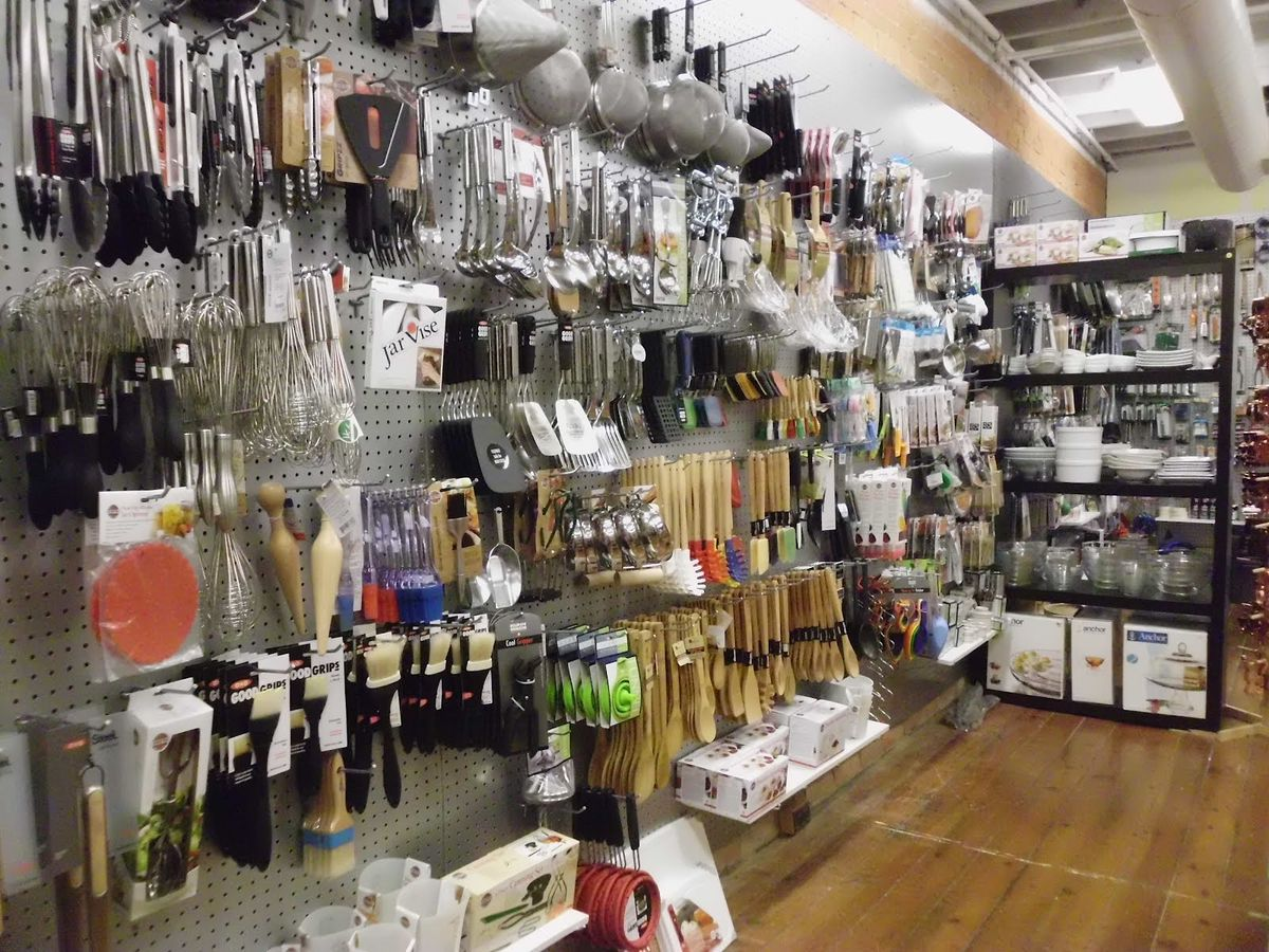 This Entrepreneur S Favorite Unintimidating Kitchen Supply Store Racked Ny
