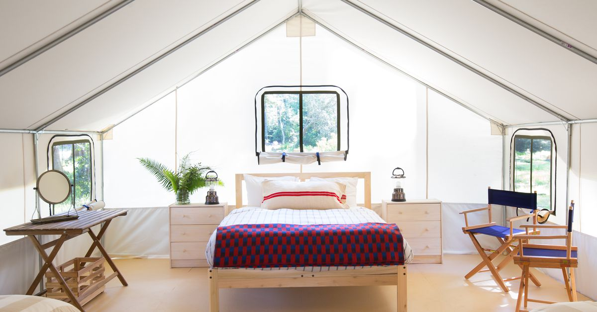 Glamping The 48 Best Resorts In The US Curbed Unique Bedrooms And More Seattle Ideas Design