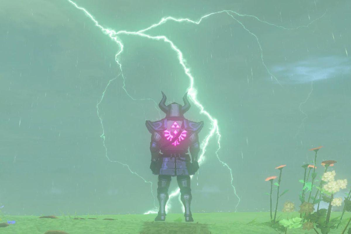 Misko The Great Bandit Zelda >> Zelda Breath Of The Wild Guide How To Find The Phantom Armor In The