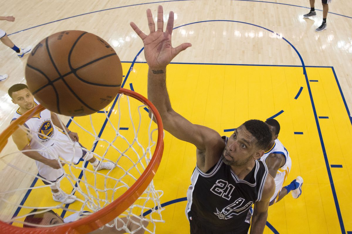 The difference between the Spurs longevity and the Heat's four Finals appearances