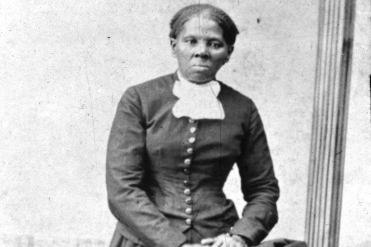 Harriet Tubman scholar: the $2...