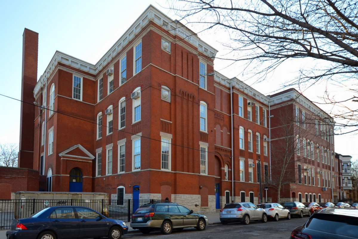 chicago s landmarked john lothrop motley school begins residential