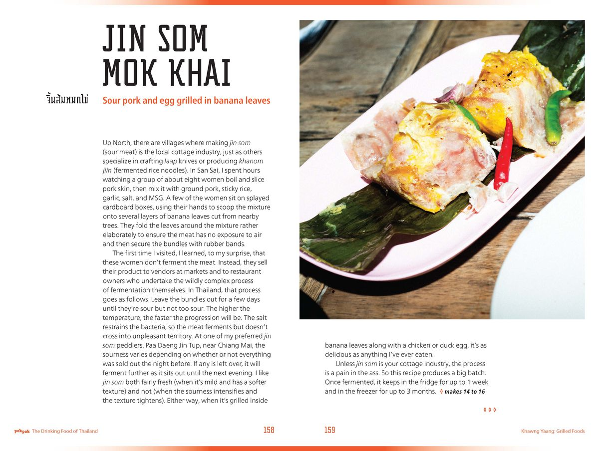 Inside pok poks second cookbook the drinking food of thailand reprinted with permission from pok pok the drinking food of thailand by andy ricker with jj goode copyright 2017 photography by austin bush forumfinder Gallery