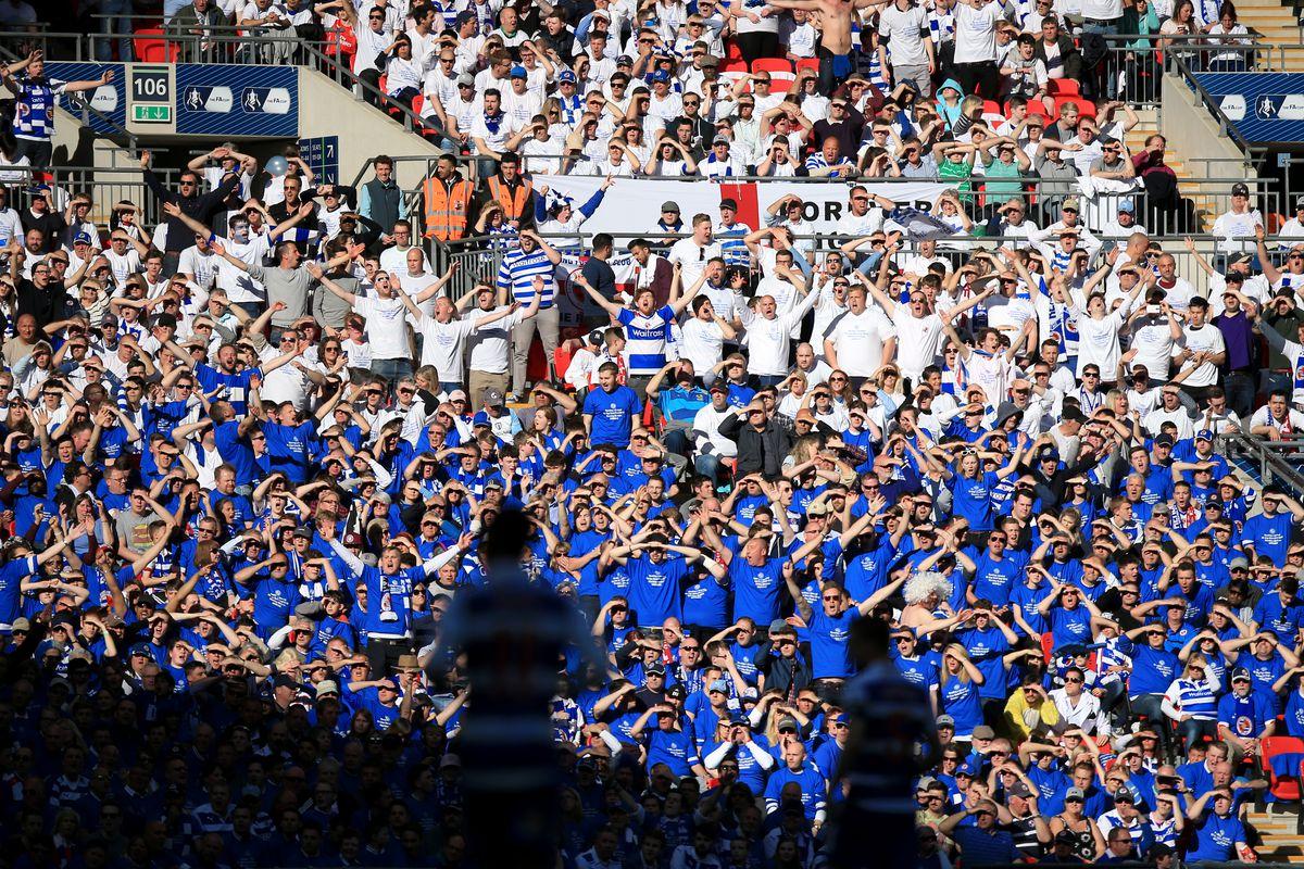 Soccer - FA Cup - Semi Final - Reading v Arsenal - Wembley Stadium