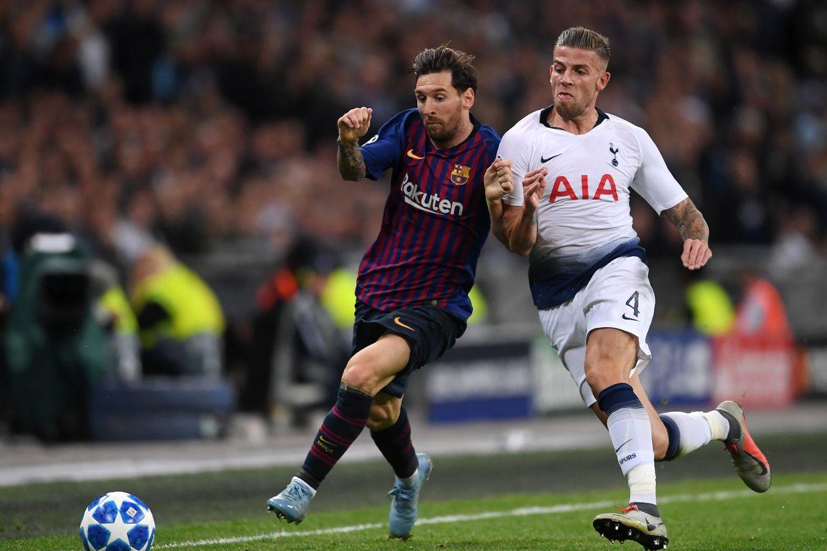 Juan Foyth Wallpaper: Barcelona Vs Tottenham Hotspur, Champions League: Team