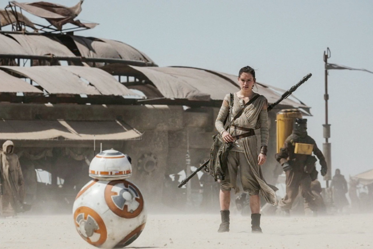Twitter Makes a Moment From First 'Star Wars' TV Commercial