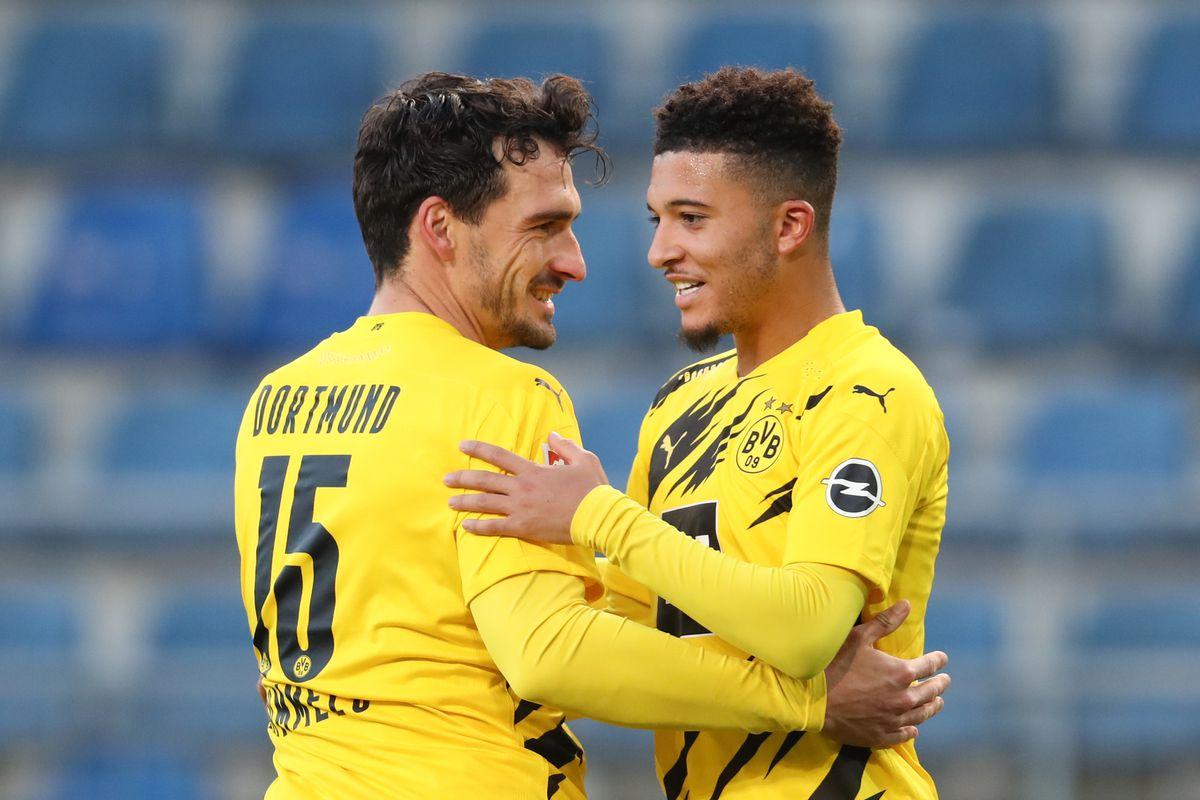 Arminia Bielefeld - Borussia Dortmund