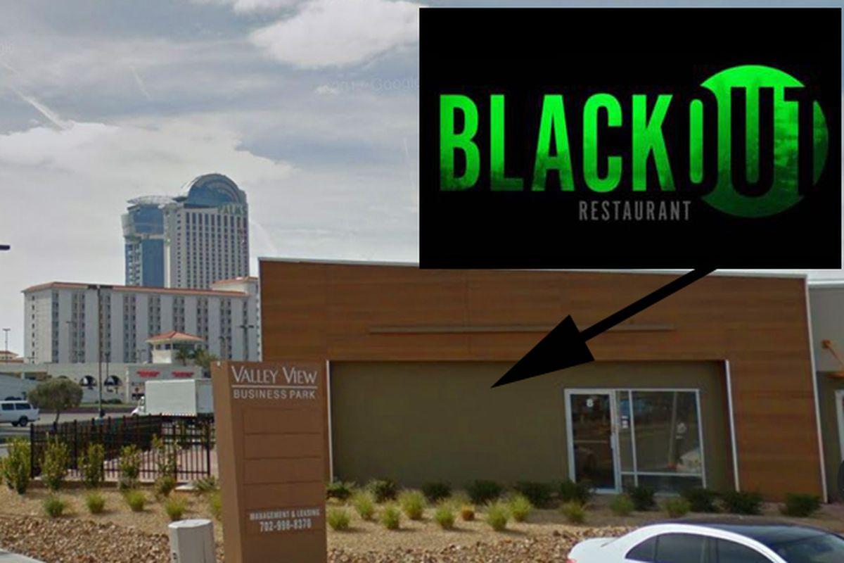 Blackout Restaurant