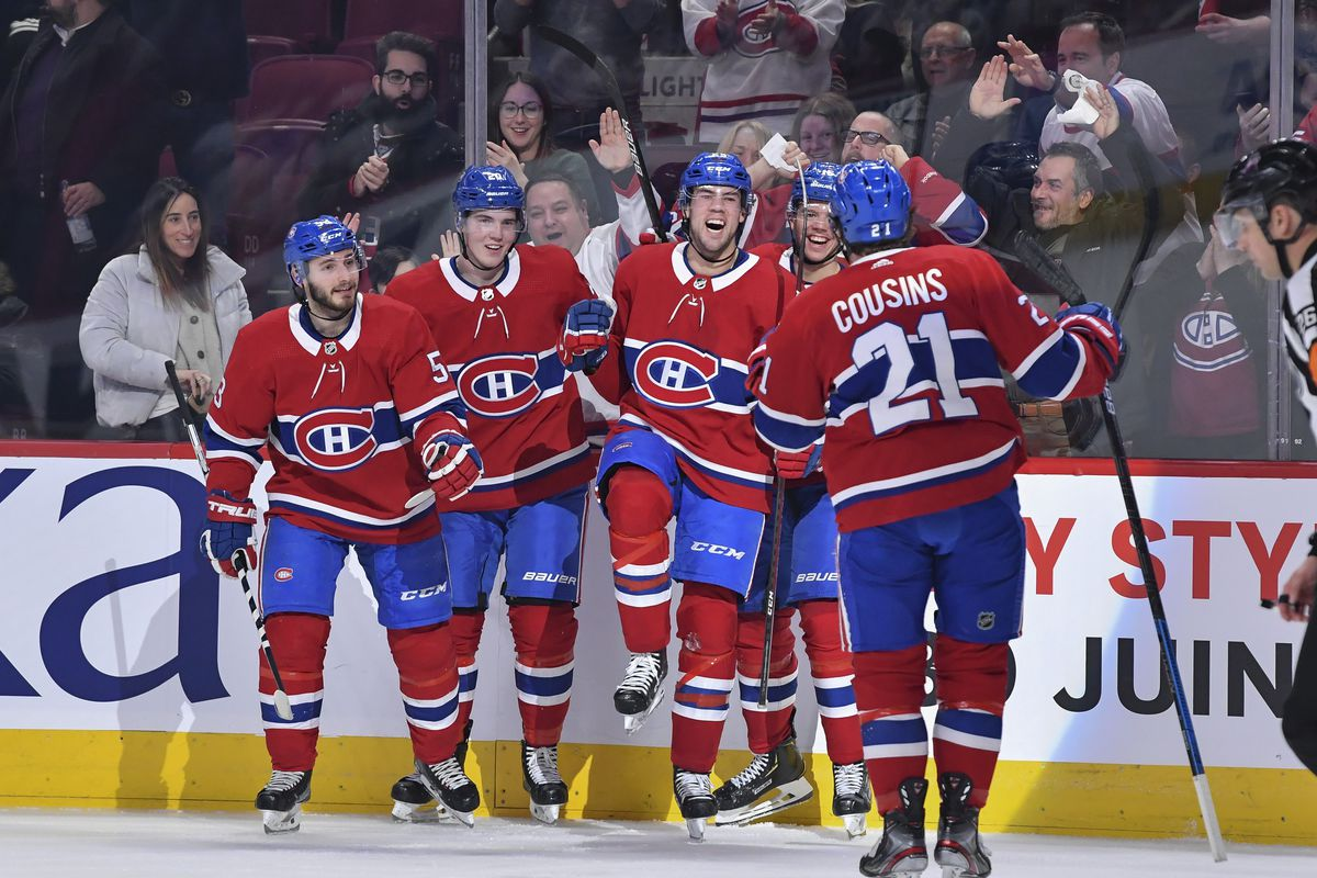 Tuesday Habs Headlines: Youth Movement