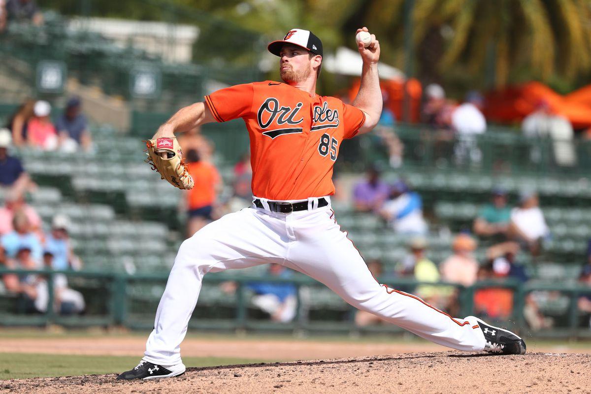 MLB: Spring Training-Tampa Bay Rays at Baltimore Orioles