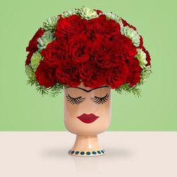 Rosa & The Artist, $165