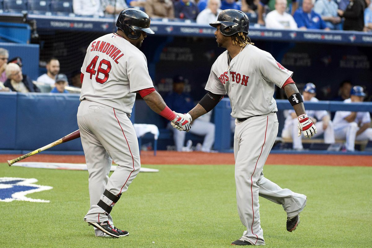 Both Panda and Hanley might find it difficult to exist together on Dombrowski's first roster.
