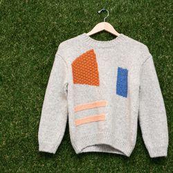Nanushka Rama sweater, $396