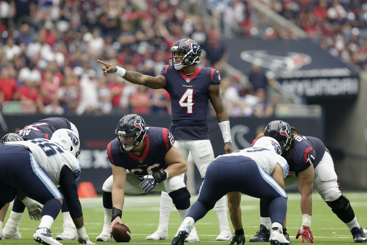 Three and Out: Titans-Texans Monday Night Football ...