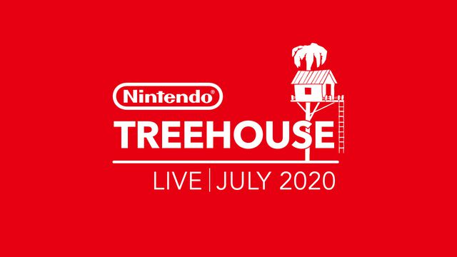 Nintendo Treehouse Live | July 2020