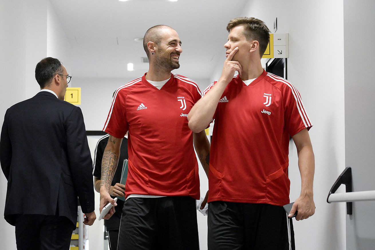 Juventus? preseason training kicks off Wednesday