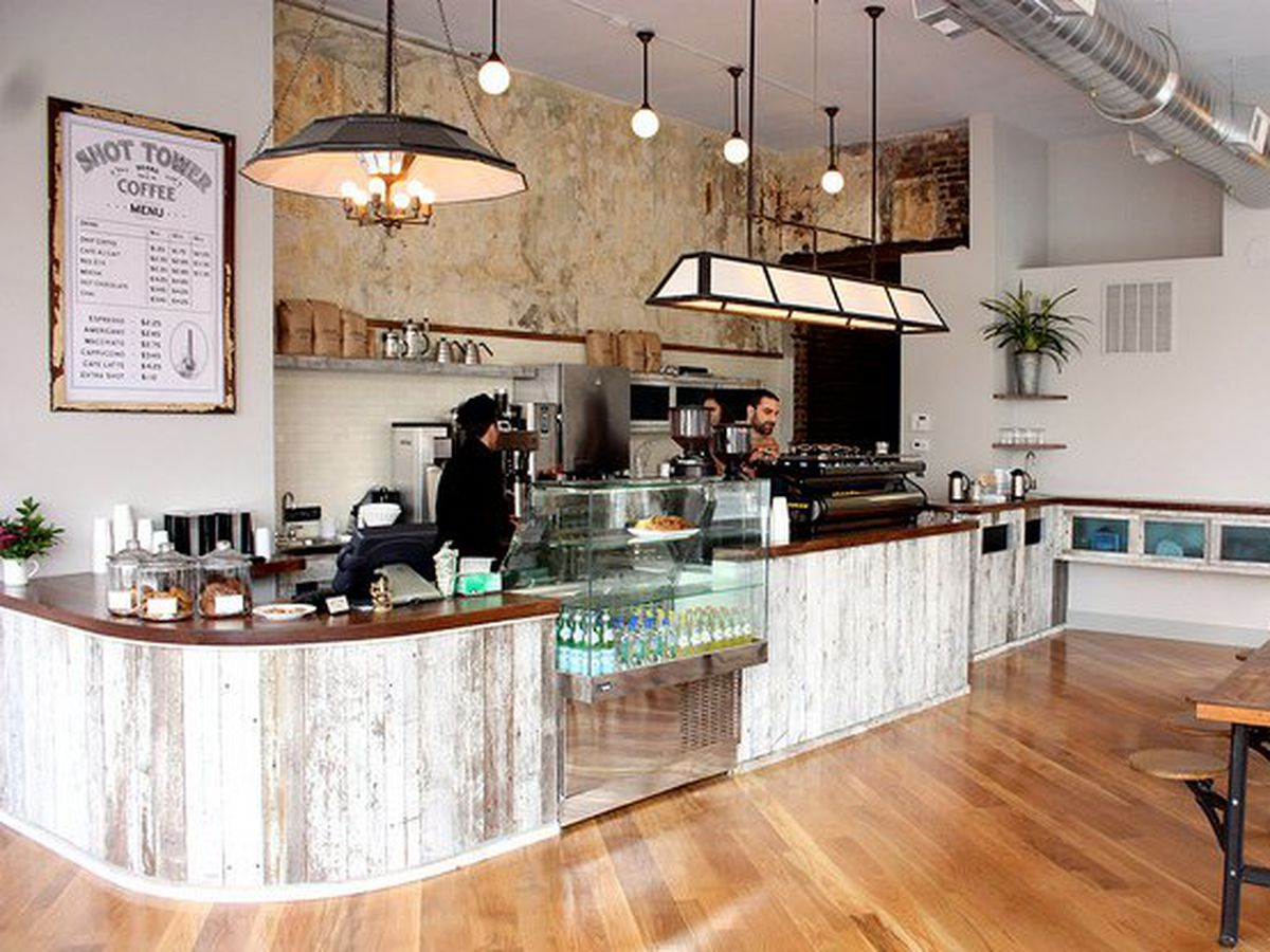 The big philly coffee map eater philly for Interior design schools in philadelphia