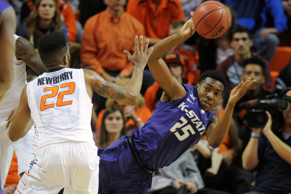 Wesley Iwundu wants to avoid a repeat of last year's disastrous trip to Stillwater.