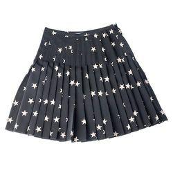 Friends & Associates, Calla Star Pleated skirt: was $310,now $232.50