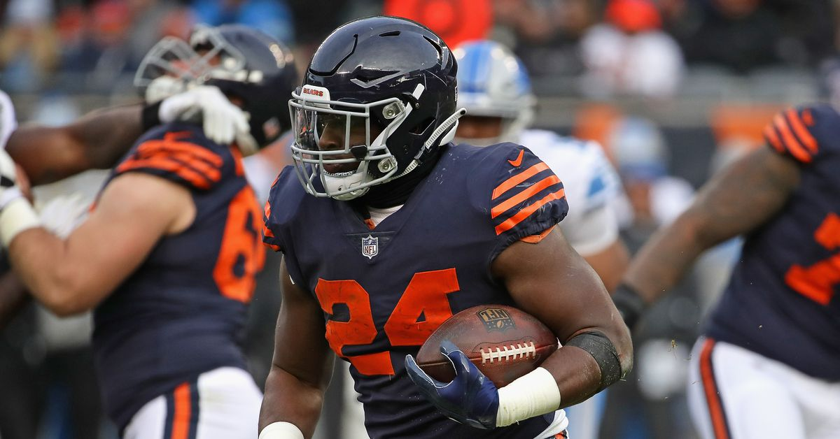 """Jordan Howard and Eddie Jackson named to ESPN's """"perfect 53-man roster"""""""