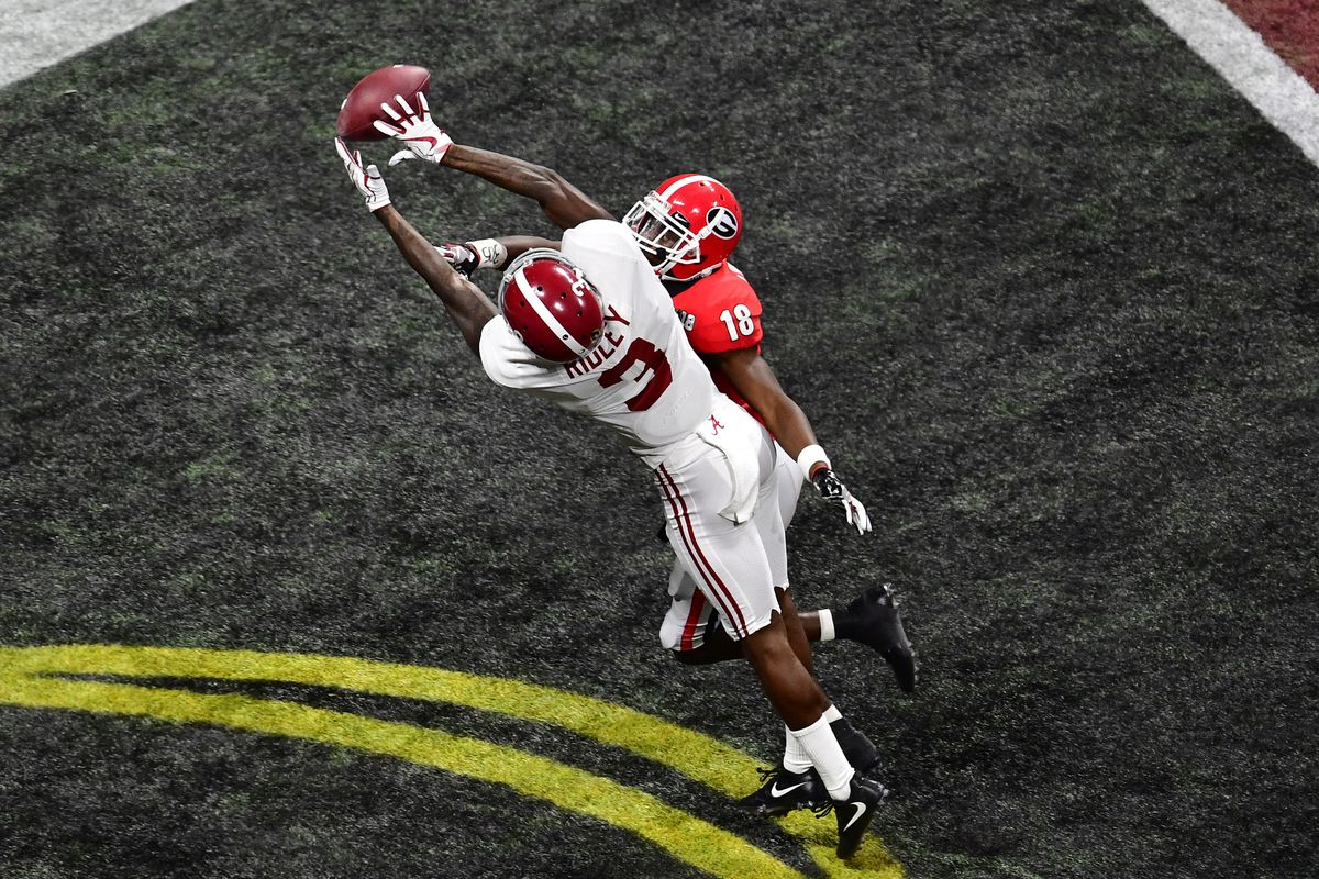 Degenerate Combine Gambling Want Some Action On Tony Brown Calvin Ridley And Minkah Fitzpatrick Roll Bama Roll