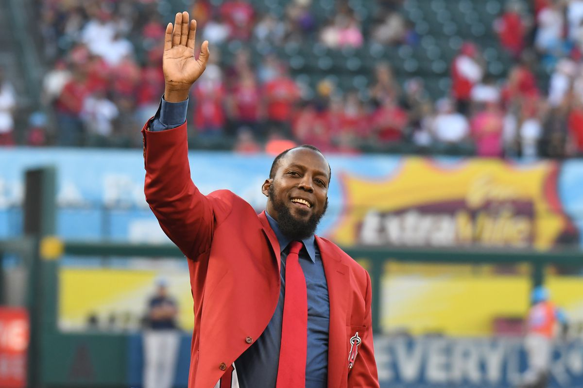 MLB: AUG 26 Astros at Angels