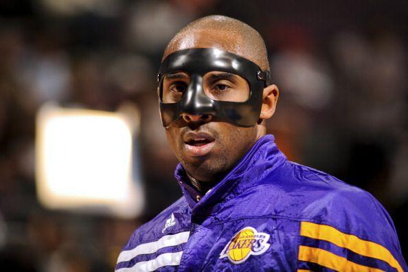 無法阻擋的黑曼巴!當Kobe戴上面具,那畫面太殘暴(影)