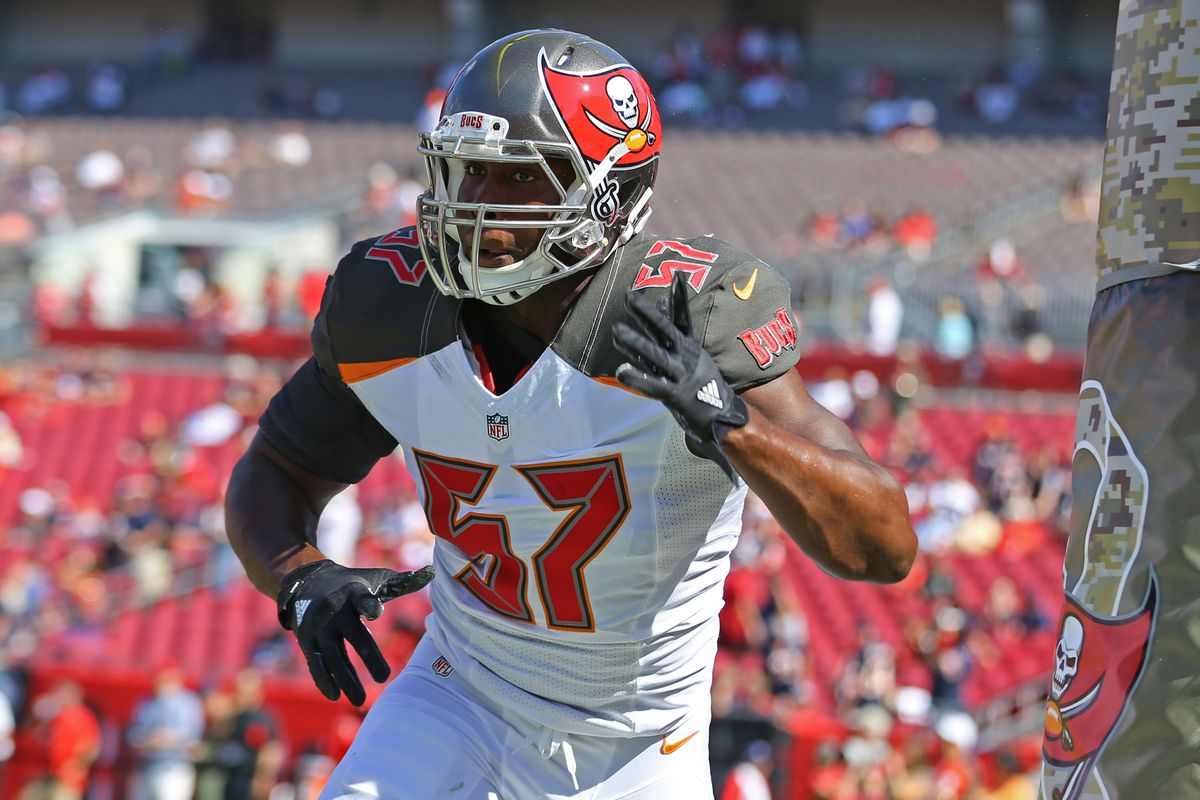2adc9eb4 The Bucs' new defense will let Noah Spence be a QB's worst nightmare ...