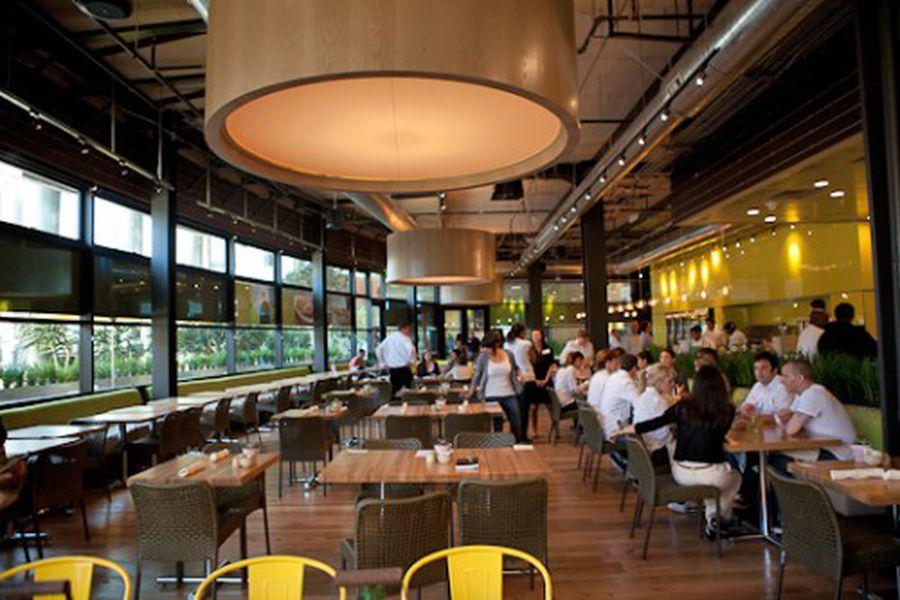 Inside True Food Kitchen at Santa Monica Place - Eater LA