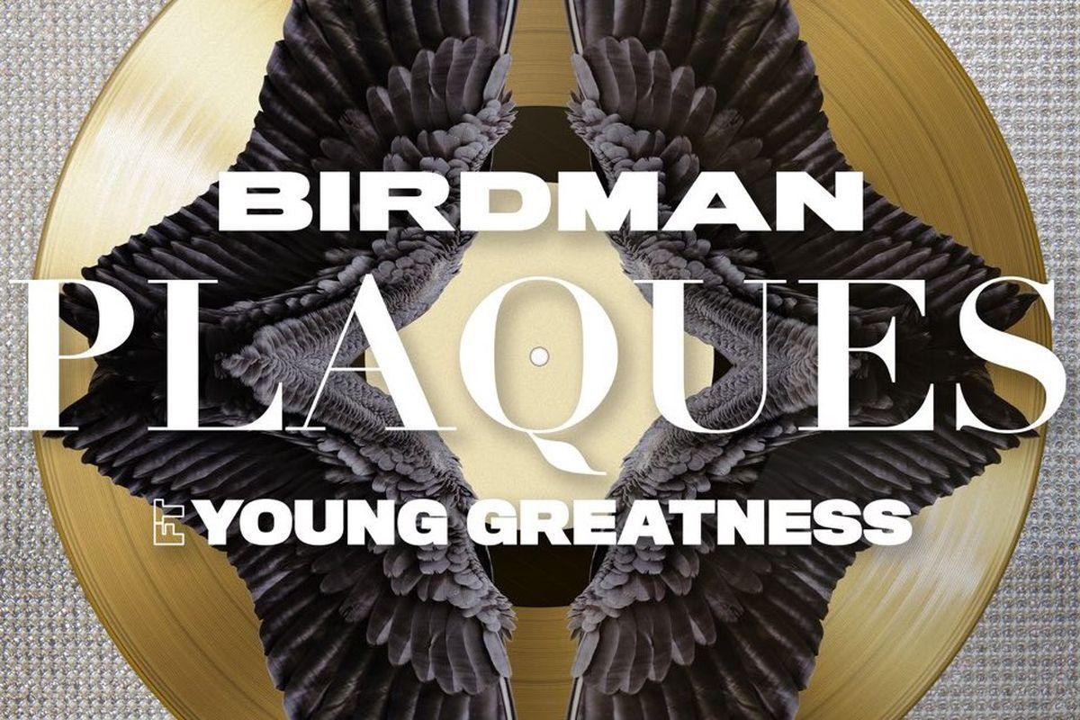 "Birdman's ""Plaques"" artwork"
