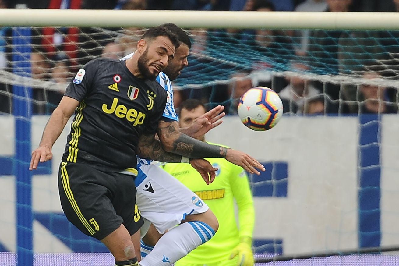 Juve reserves miss chance at early title clincher as SPAL take huge step toward survival