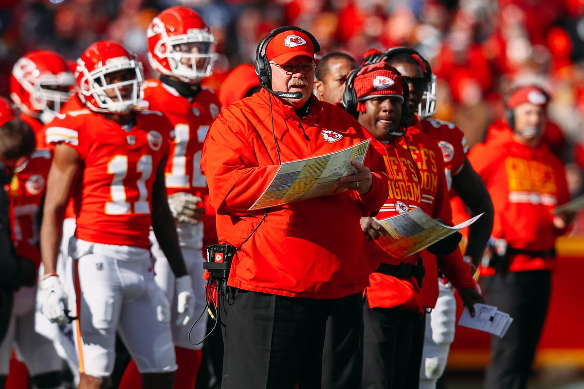 Under Andy Reid, the Chiefs have a coaching staff built to succeed