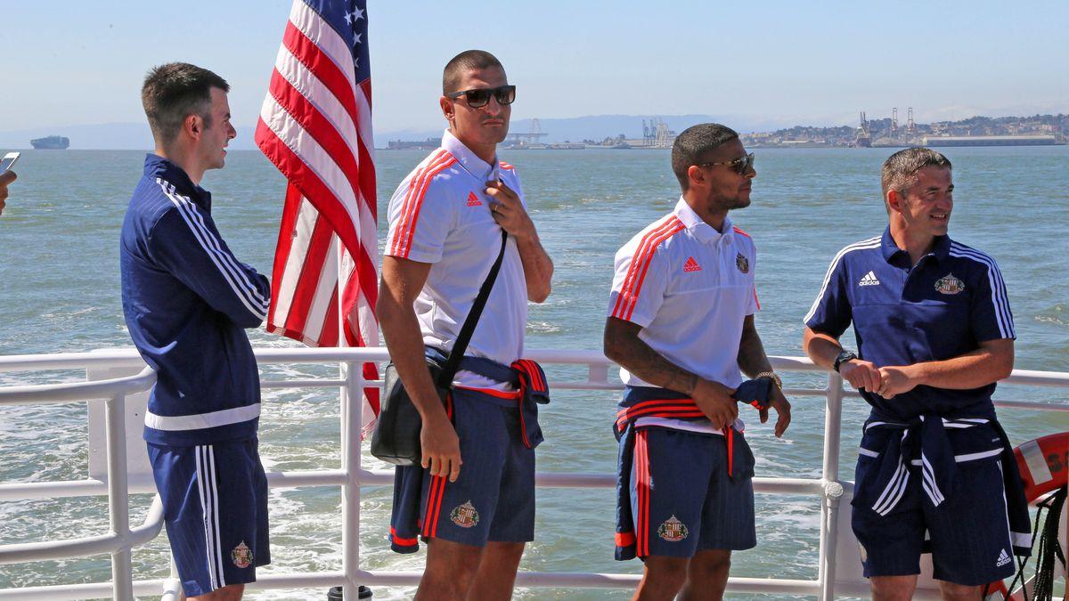 Sunderland Boat Cruise Of San Francisco Bay And Alcatraz