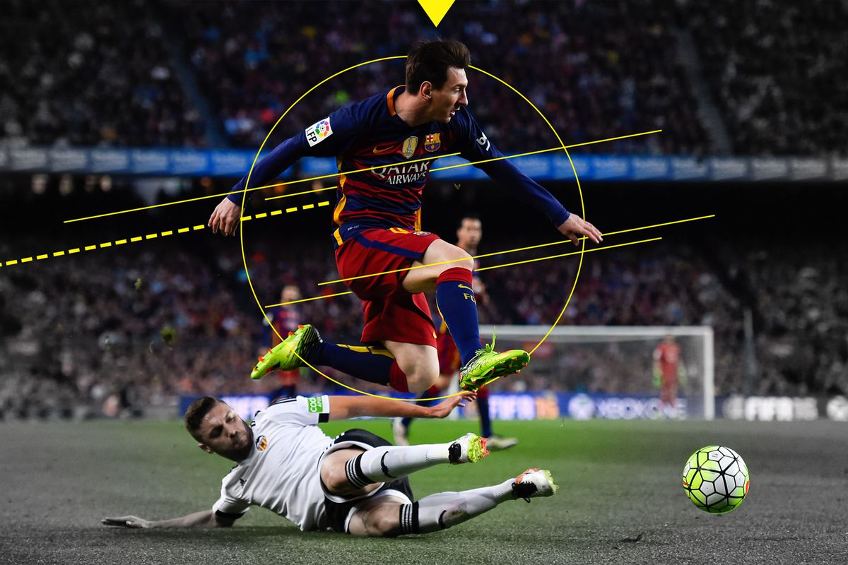 Lionel Messi Is Still The Best Player In The World Sbnation Com