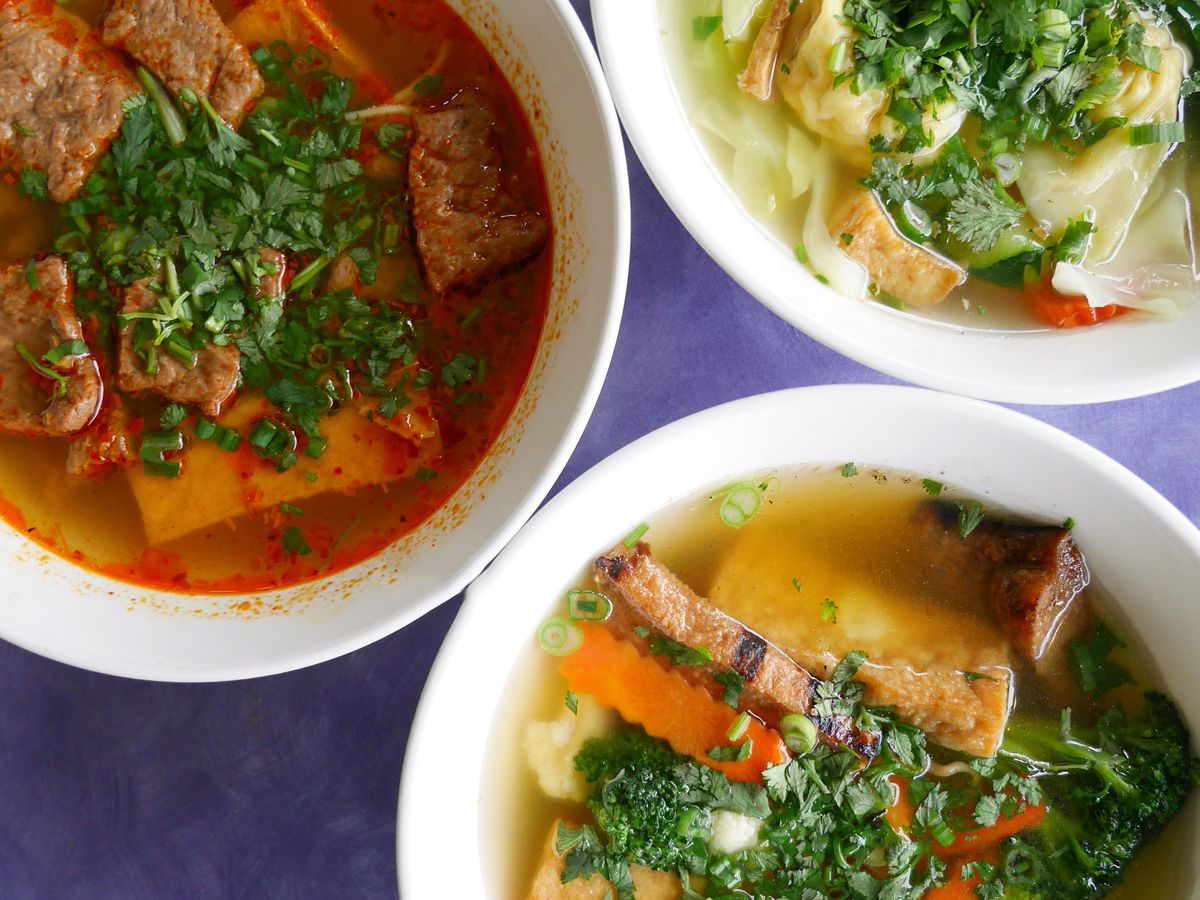 Portland S Most Comforting Vegan Noodle Soups Eater Portland